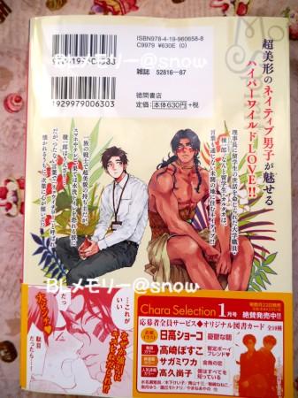 エンゾウ【マザーズスピリット】BLコミック11月新刊の感想 BLメモリー