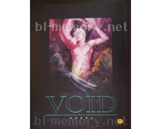 VOID【ヴォイド】座裏屋蘭丸・18禁コミックス BLメモリー